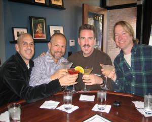 Johnnie, Ray, Cobban and Paul