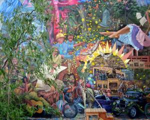 Mural Four