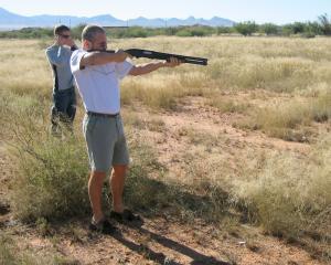 Ray shooting
