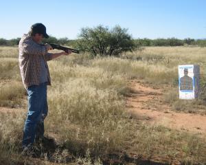 Cobban shoots