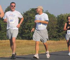 Running the 5K